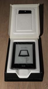 Kindle PW Verpackung