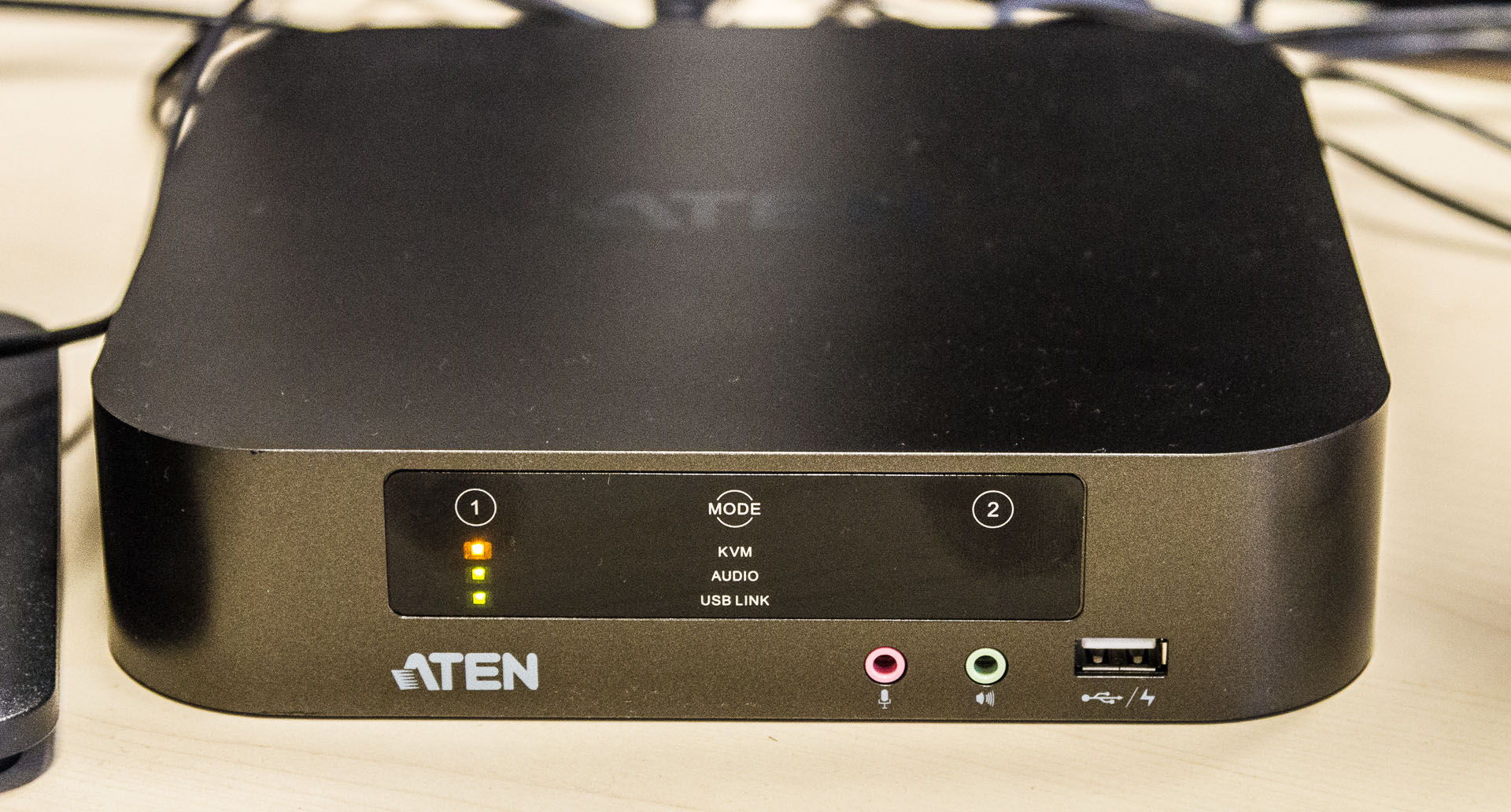 Aten CS1782 DVI KVMP Switch Review - Overclockers Club